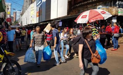 Remitirán informe sobre movimiento comercial generado por brasileños en Ciudad del Este