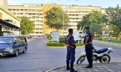 SST entregó guardia en IPS