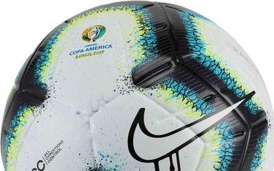 Descubre el balón que será utilizado en la Copa América