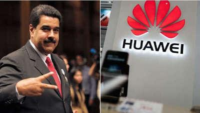 """Estados Unidos afirmó que acuerdo entre Maduro y Huawei """"facilita la represión"""" en Venezuela"""