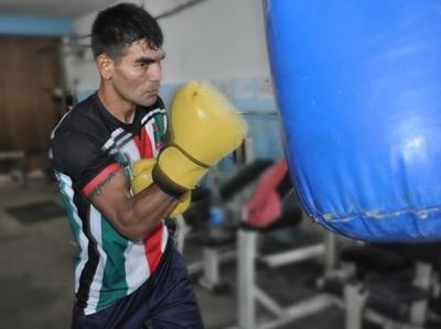 Interno de Tacumbú peleará por título internacional de boxeo