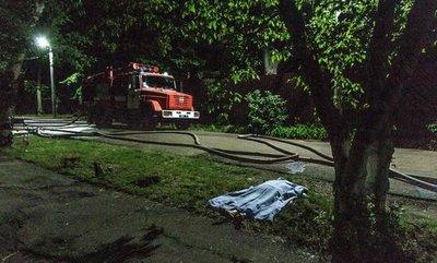 Seis muertos en incendio de un hospital psiquiátrico en Ucrania