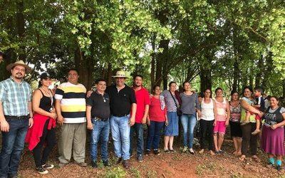 Campesinos denuncian que corruptos del Indert alquilan tierras fiscales a brasileños