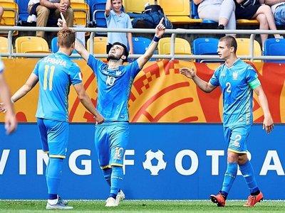 Ucrania es finalista del Mundial Sub 20