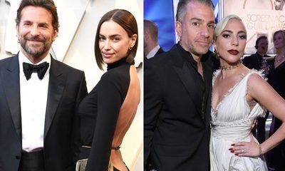 """El ex prometido de Lady Gaga genera controversia al darle """"like"""" a la foto de Irina Shayk"""
