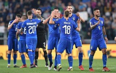 Alemania e Italia, firmes hacia la Eurocopa