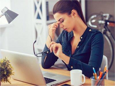 Estrés laboral, factor de riesgo para sufrir depresión y diabetes
