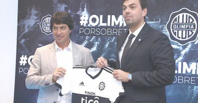 """""""Olimpia es el único"""""""