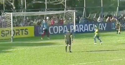 Pecheó la clasificación hína en Copa Paraguay