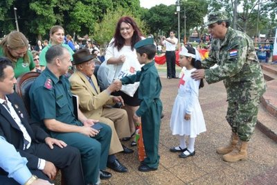 Conmemoran 84 añosde la firma de la Paz en el Chaco
