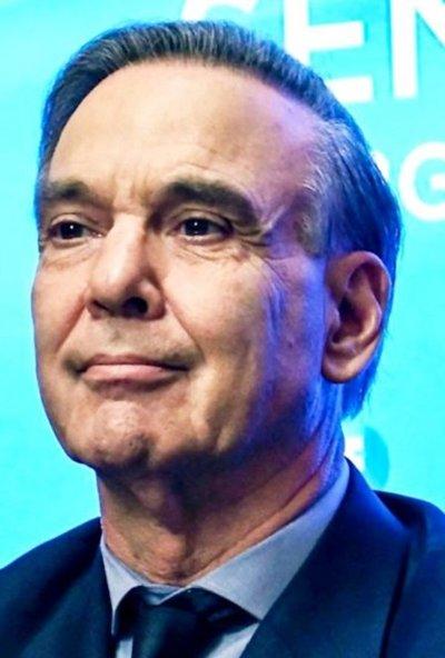 Enemigo político de Kirchner, candidato a vice de Macri