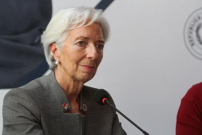 Lagarde insta a países de Europa a reducir corrupción