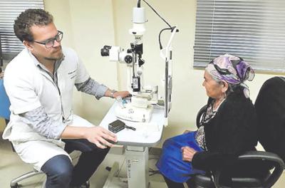 Jornada de atención oftalmológica