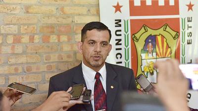 Nery Jara, desvinculado de la Municipalidad