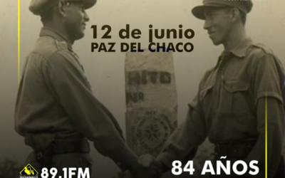 84 años de Paz
