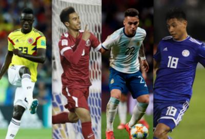HOY / 12 juveniles a seguir en la Copa América