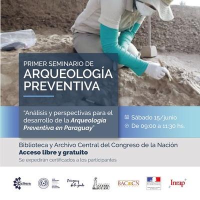Seminario sobre Arqueología Preventiva