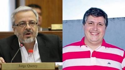 """HOY / Diputado golpea a senador tras confundirlo con cuidacoches: """"Voy al sanatorio"""""""