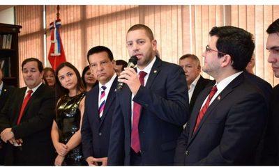 Pedro Alliana es electo nuevo presidente de la Cámara de Diputados