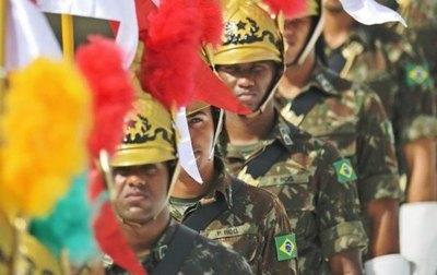 Brasil alista seguridad con foco en barrabravas
