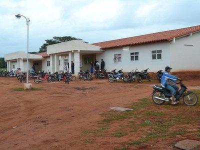 Hospital que realizó cesárea a oscuras en Horqueta carece de recursos