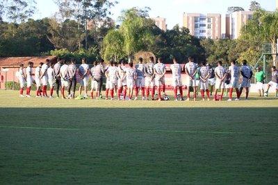 Bolivia y la mente puesta en el juego ante Brasil