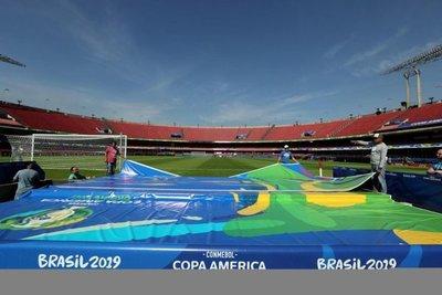 Copa América, con aroma de mujer
