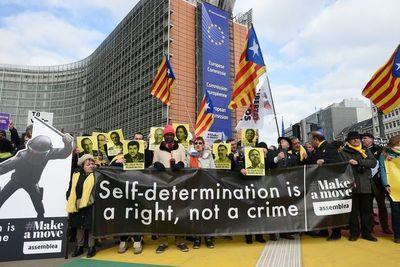 Visto para sentencia el histórico juicio a independentistas catalanes