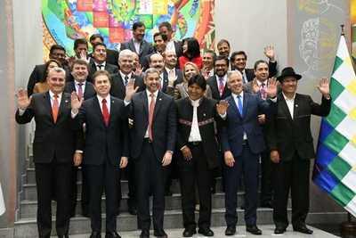 Primer Gabinete Binacional arrojó decena de acuerdos entre Paraguay y Bolivia