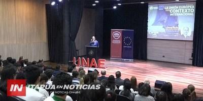 EMBAJADOR DE LA UNIÓN EUROPEA VISITÓ ENCARNACIÓN.