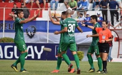 3 de Febrero goleó 9-1 y avanza de ronda en Copa Paraguay