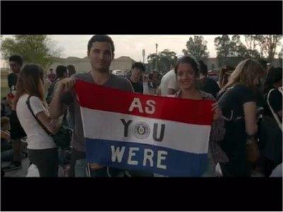 Encarnacenos aparecen en reciente documental de Liam Gallagher
