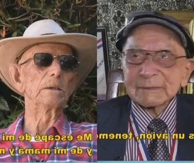Sixto Vazquez y Roberto Villagra los Paraguayos de Oro de VLV