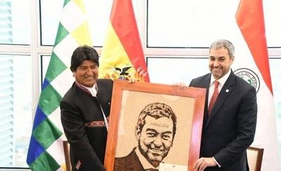 HOY /  Evo, Abdo y la paz del Chaco: 'Fuerzas extranjeras nos arrojaron a una guerra estúpida'