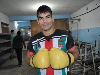 Pantera, el recluso que desea el título internacional en boxeo