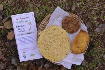 San Juan vegetariano, este viernes en Encarnación