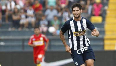 Marcos Miers, en la Superliga argentina