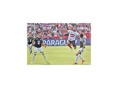 Goleadas en la Copa Paraguay