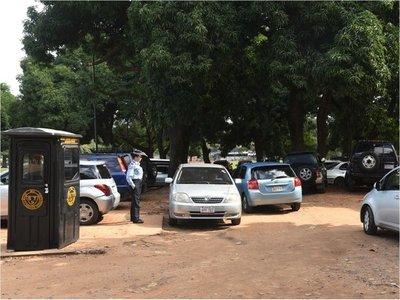 IPS  prevé destinar a Policía Nacional alrededor de G. 720 millones al mes