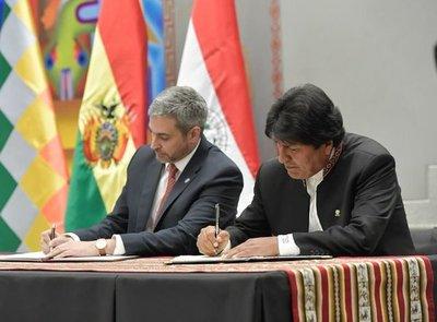 Paraguay y Bolivia sellan ambiciosa alianza con varios acuerdos