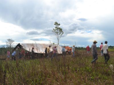 Registran 26 establecimientos invadidos en Canindeyú