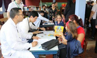 Tesãi realiza más de 600 atenciones en día de gobierno en Franco