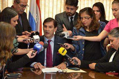 Ovelar ratifica que no habrá pacto de impunidad en el Congreso