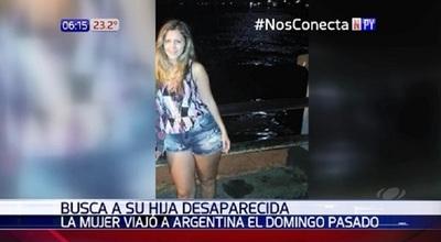 Denuncian desaparición de paraguaya que fue a Argentina a visitar a su hijo