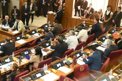 Eligen a Llano en el Senado
