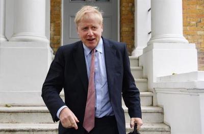 Boris Johnson arrasa en la primera votación para sustituir a May