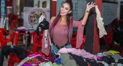 Jennifer Ruíz Díaz Reveló Que Fue Lo Más Vendió En Su Feria De Ropas
