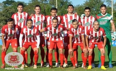 Dos partidos de Copa Paraguay se juegan en Capiatá
