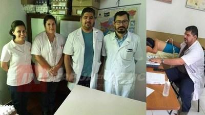 LLEGAN A LOS BARRIOS CON SERVICIOS DE SALUD INTEGRALES.