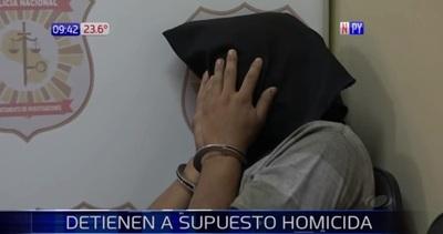 Cae supuesto criminal en Mariano Roque Alonso